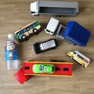 車 おもちゃ 大 6点セット