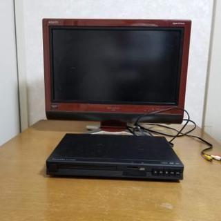テレビやDVD