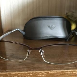 アルマーニ メガネ