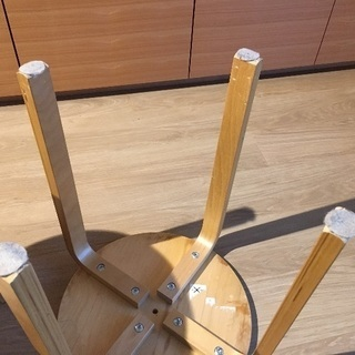 IKEA フロスタ スツール2脚 - 家具