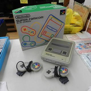 任天堂/Nintendo スーパーファミコン SHVC-001 ...