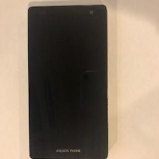 au スマホ SHL21 micro(マイクロ)SIMカード