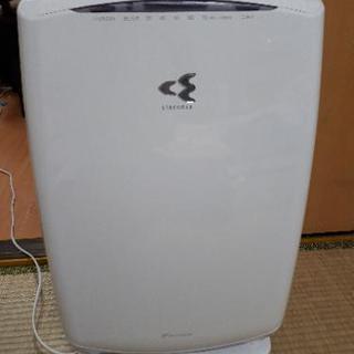 【値下げします】ダイキン加湿空気清浄機