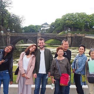 【皇居散策ツアー】※英語ツアーです 朝食付き 11月22日開催