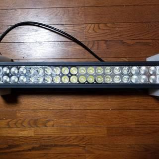 LED 作業灯 LED ワークライト 高輝度 40連LED  ...