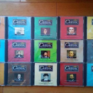 【中古CD】The Classic Collection 15枚セット