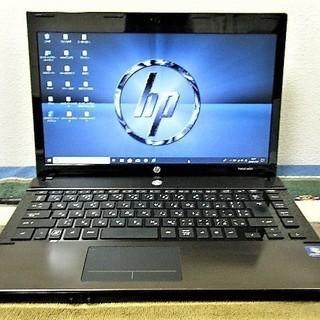 💗14型/hp/高性能🆙Core i5♪/大容量!HDD320GB...