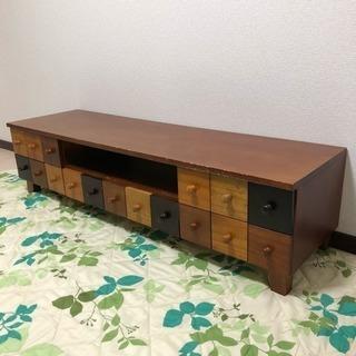 お洒落  木製  テレビ台  レトロ  北欧  テレビボード
