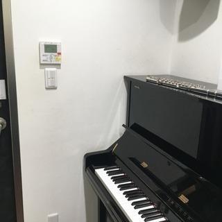 フルート教室 池袋駅近く音楽スタジオ