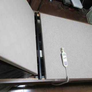 介護ベッド フランスベッド HR-N1 マットレス付き