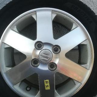 タイヤ&ホイールセット4本
