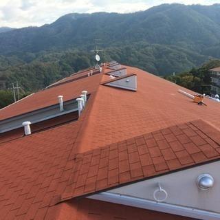 屋根シングル補修工事