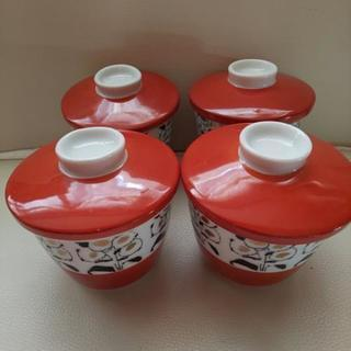 yamatake chaina 茶碗蒸し容器 4個