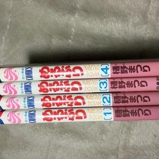 めるぷり 樋野まつり 全4巻 完結 セット 少女漫画