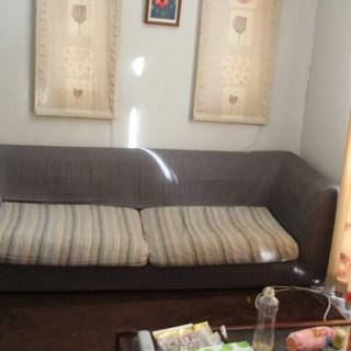 カリモク製 ソファ 差し上げます。