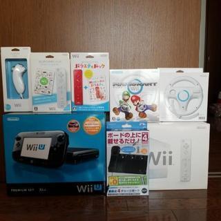 Wii WiiU セット