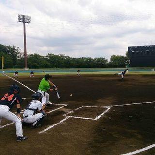 ●未経験~経験者、多摩地区で野球をやりたい人●