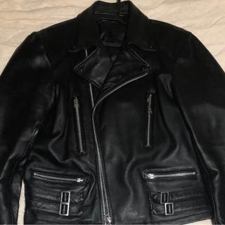 【値段交渉可】ライダースジャケット