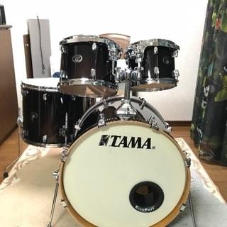 ドラムセット TAMA Silverstar 引き取り限定
