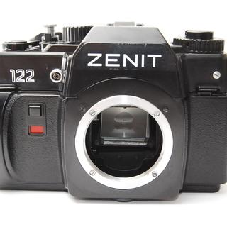 ロシアカメラ入門機種 ゼニット Zenit 122 ボディ 1808