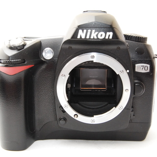 Nikon D70 Body ジャンク 0998