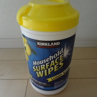☆KIRKLAND Household Surface Wips ...