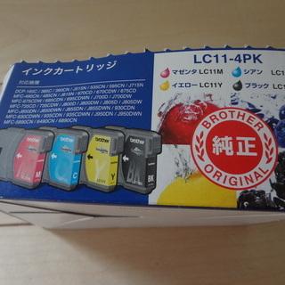 ※値下げ! ☆brother 純正インクカートリッジ LC11 ...