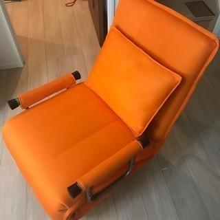 座椅子ベッド