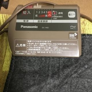 ホットカーペット  パナソニック08年製  畳一畳分  used