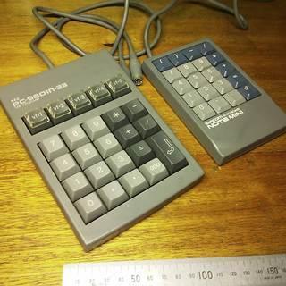 NEC 9801用 テンキーボード PC9801-N23 エレコ...