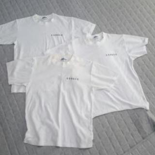木更津総合高校の体操服上3枚 男性用