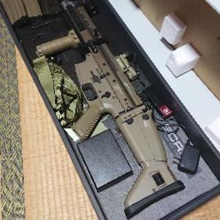 東京マルイ 次世代電動ガン  SCAR-L