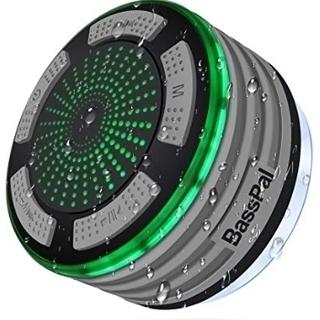 BassPal Bluetoothスピーカー ワイヤレスブルート...
