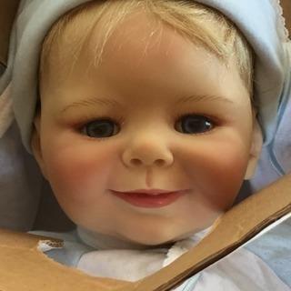 アンティーク赤ちゃん人形