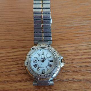 ダンヒルの時計