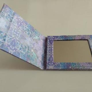 値下げスワロフスキークリスタルガラス使用鏡