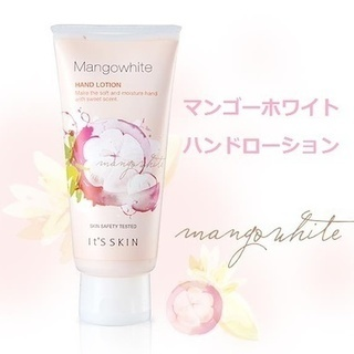 IT'S SKINハンドクリーム☆人気の韓国コスメ☆マンゴーホワイト