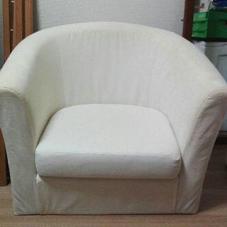IKEAの一人掛けソファ