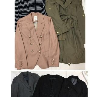 L【福袋】レディース 【 アウター ジャケット コート パンツ ...