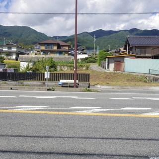 土地貸します【長野県飯田市中村、国道153号沿い】 90坪 更地 ...