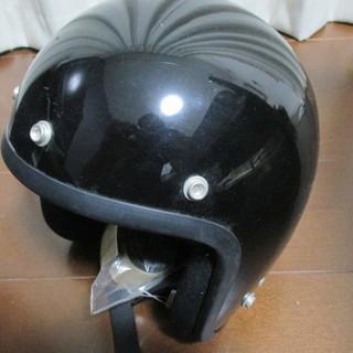 ジェットヘルメット 新品未使用 黒