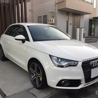 ★個人出品★平成24年式 アウディ Audi A1(8X)スポーツ...