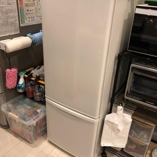 (ありがとうございました)Panasonic 168L冷蔵庫 2...