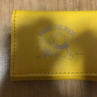 【ディズニー】プーさん ミニ財布