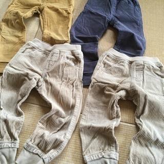 無印良品 パンツ4本