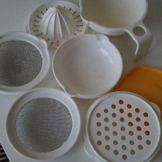 離乳食調理器具
