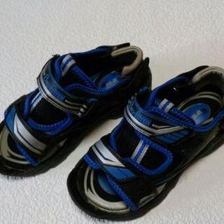 子ども靴 サンダル 19cm