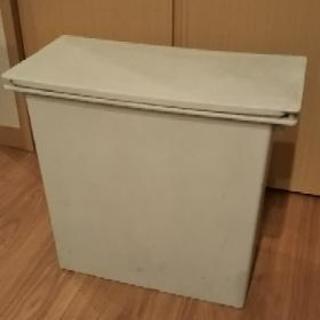無印良品 ゴミ箱(中古)