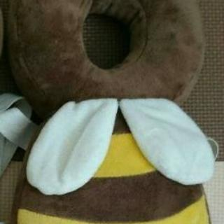 ベビー用 転倒防止クッション ミツバチ 赤ちゃん用パッド