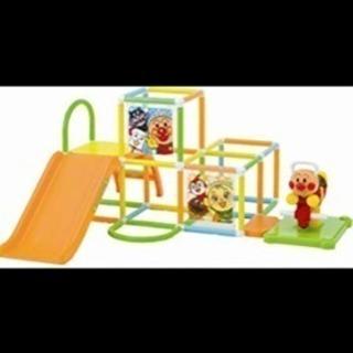 アンパンマン滑り台ロッキングパーク☆今取り引き予定あります。